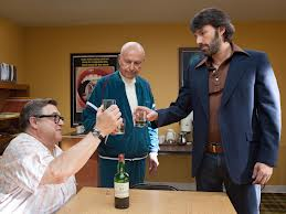These guys may be toasting an Oscar victory in a few hours