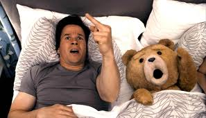 Hoping I like Seth as host more than Ted likes thunder....