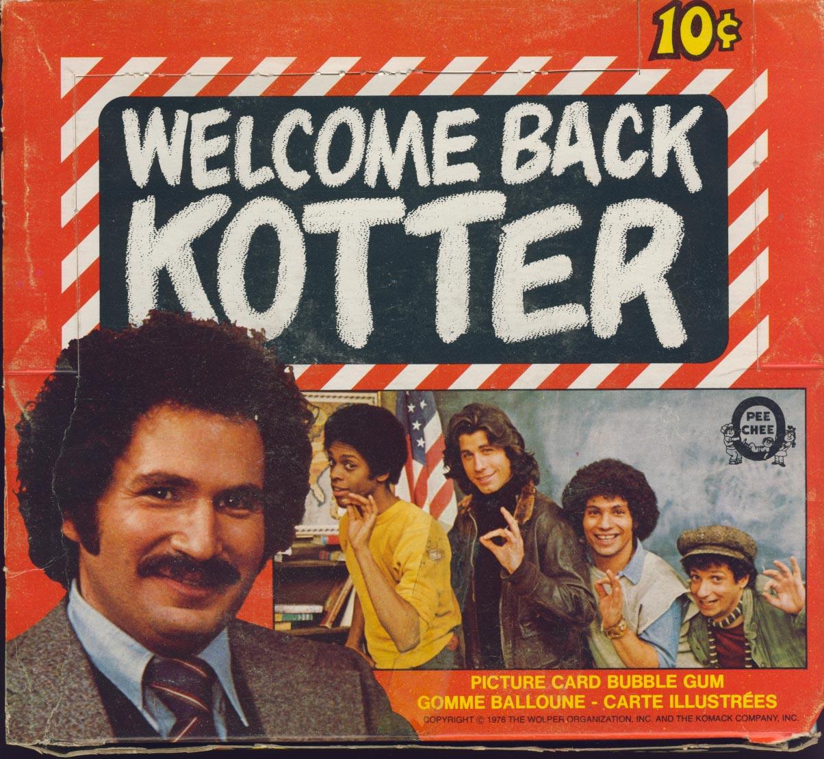 Welcome Back Kotter Deutsch